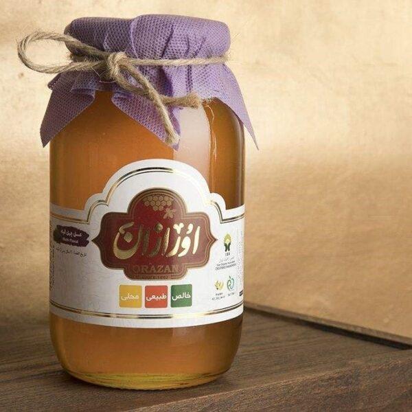 عسل چهل گیاه ارگانیک اورازان 960 گرمی