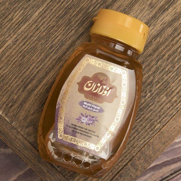 عسل چهل گیاه اورگانیک اورازان 250 گرمی