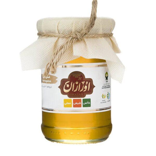 عسل گون اورگانیک اورازان - 360 گرم