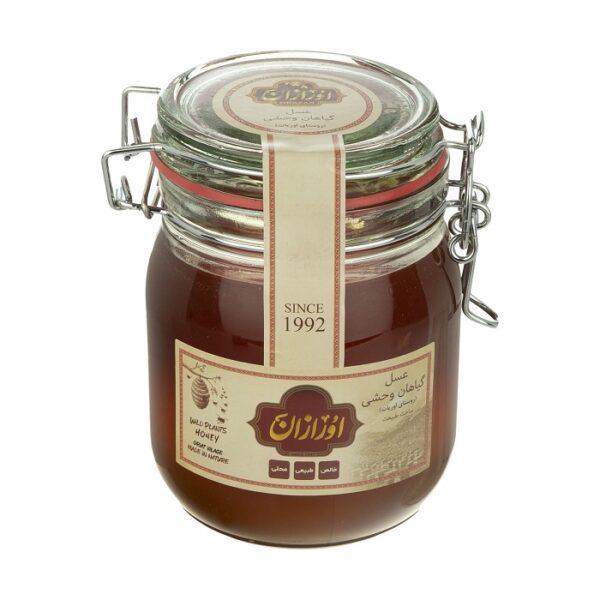 عسل گیاهان وحشی اورگانیک اورازان