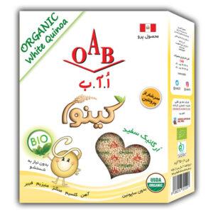 کینوا سفید ارگانیک OAB