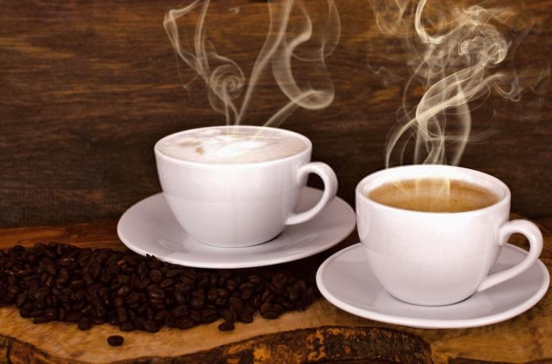 کافئین موجود در قهوه