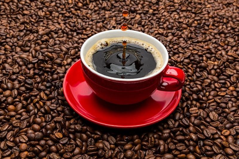 ترکیبات شیمیایی قهوه