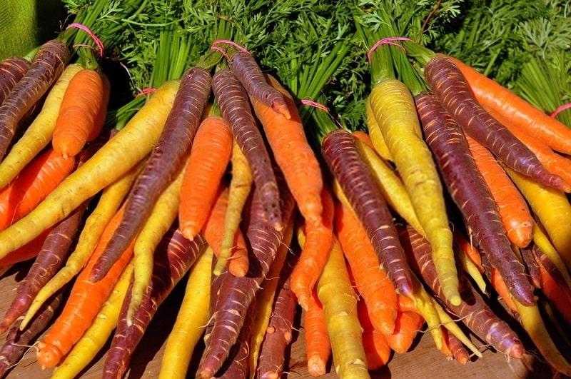 دلتا کاروتن موجود در هویج