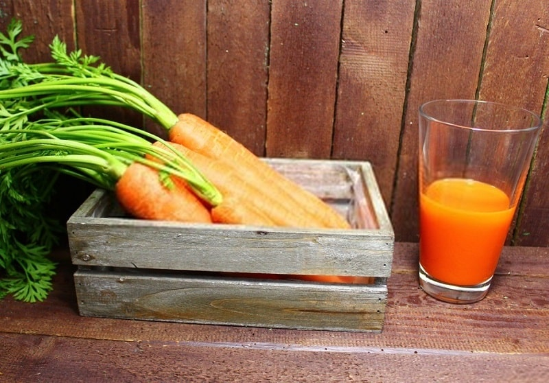نحوه مصرف هویج