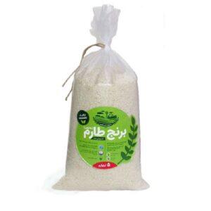 برنج ارگانیک نعمتی 5 کیلویی