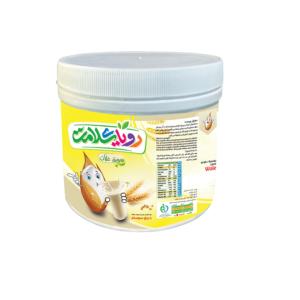 سویق 5 گیاه ارگانیک بدون شکر رویای سلامت 400 گرمی پت