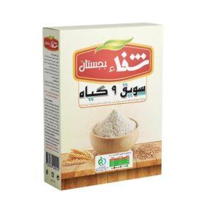 سویق 9 گیاه شیرافزا ارگانیک رویای سلامت 200 گرمی