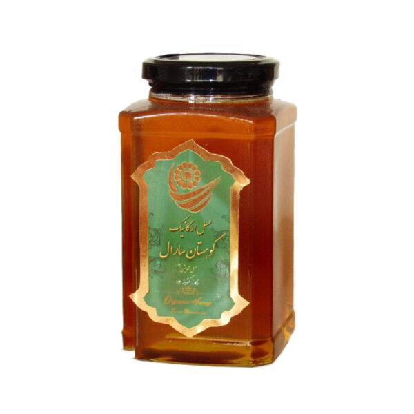 عسل آویشن ارگانیک 950 گرمی سارال