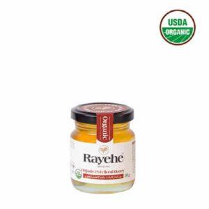 عسل چندگیاه ارگانیک رایحه 150 گرمی