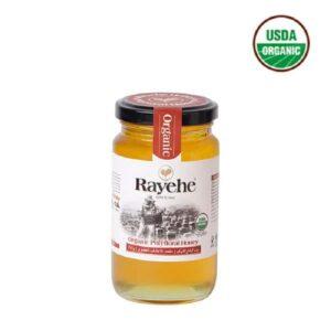 عسل چند گیاه ارگانیک رایحه 250 گرمی