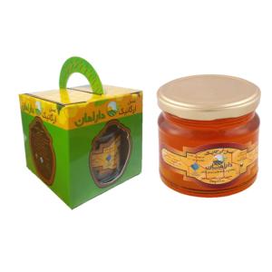 عسل چهل گیاه ارگانیک دارمان 430 گرم