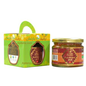 عسل کنار ارگانیک دارامان