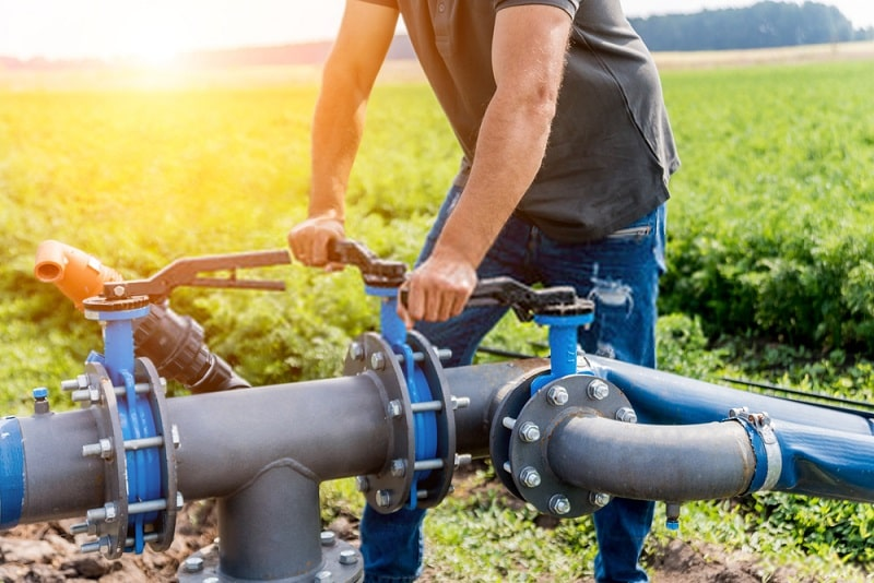 افزایش نفوذپذیری آب