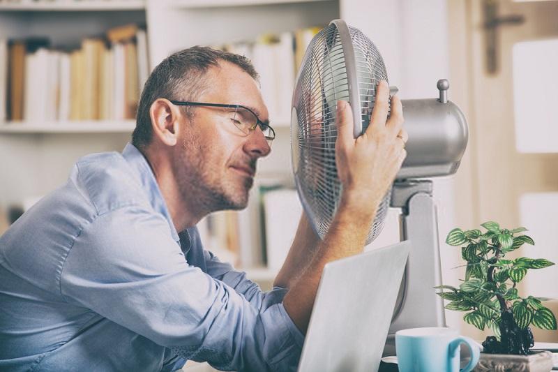 زکام یا گریپ در هوای گرم: