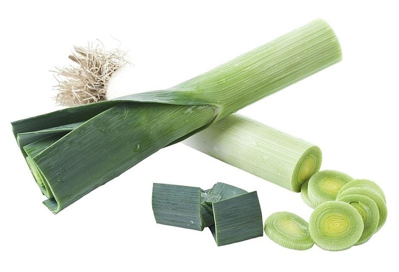 تره از سبزی های مدر و بسیار مفید