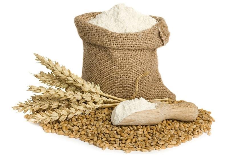 تاریخچه استفاده از گندم