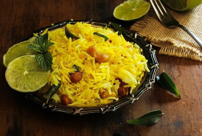 کم شدن تحریکات معده و روده با خوردن برنج