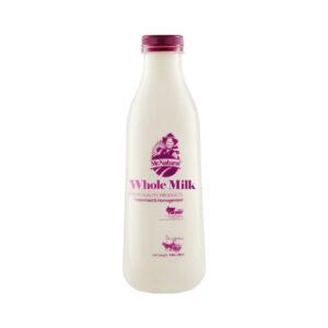 شیر ارگانیک 945 سی سی آقای طبیعی