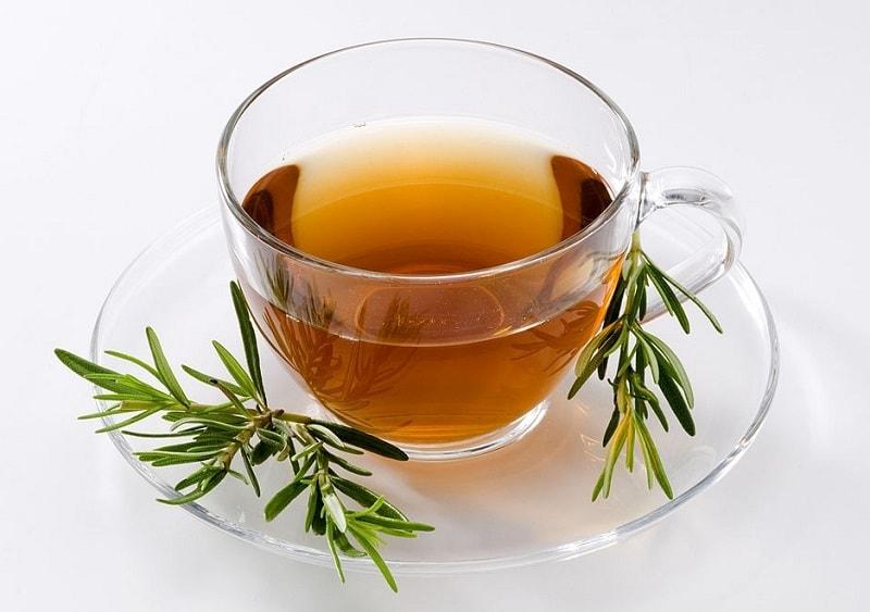 طرز تهیه چای رزماری