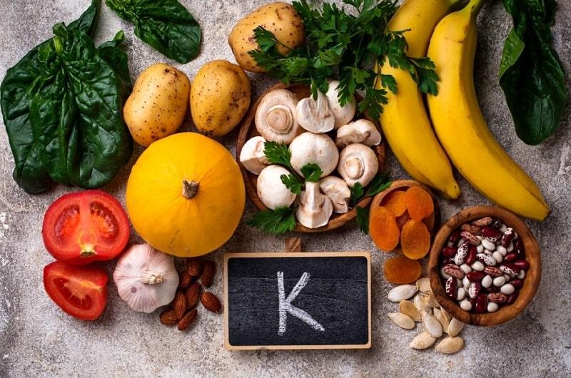 تاثیرات ویتامین K بر بدن