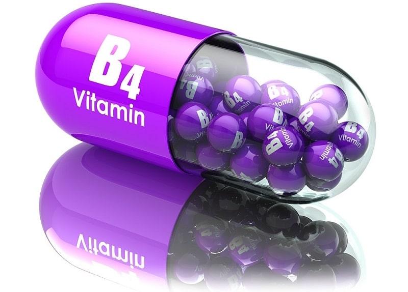 نحوه مصرف ویتامین B۴ (آدنین)