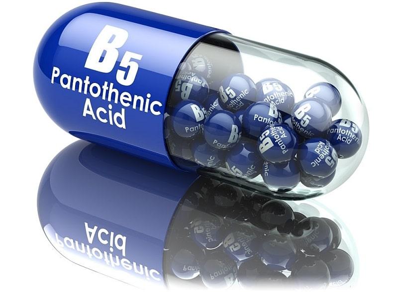 روش های استفاده از اسید پانتوتنیک جهت درمان