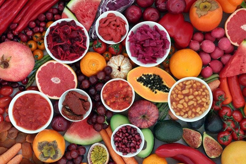 مواد معدنی در خوام گیاه خواری