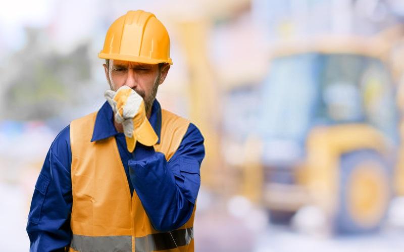 عوامل بروز آسم شغلی