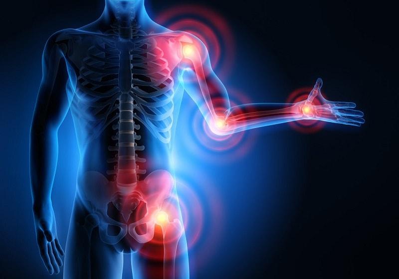 درمان بیماری رماتیسم با خام گیاه خواری