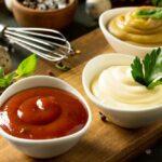 طرز تهیه سس برای خام گیاه خواران