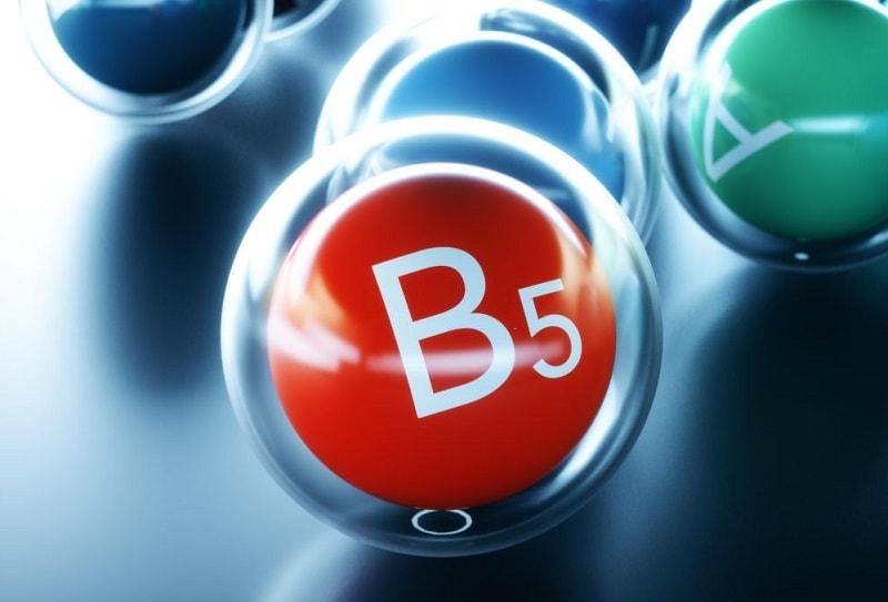 نقش ویتامین B۵ در مبارزه با سالمندی