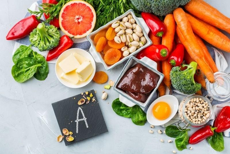 ویتامین A عامل تامین نمو در دوران حاملگی