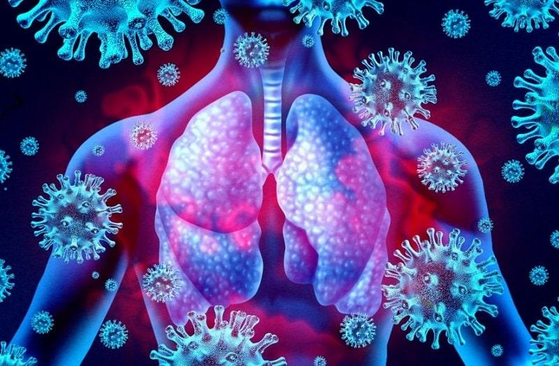عفونت های ریه