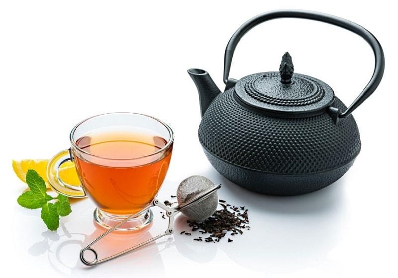 تقلب در چای