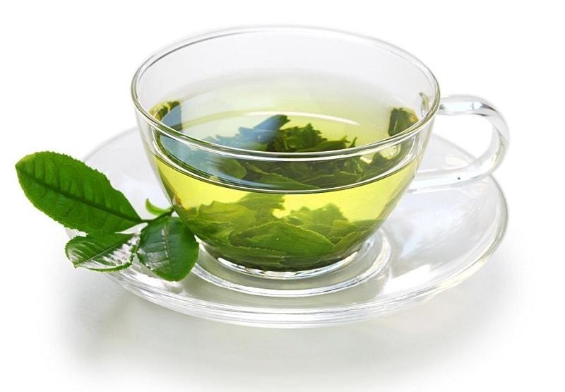 رسوب کافئین به وسیله تانن های چای