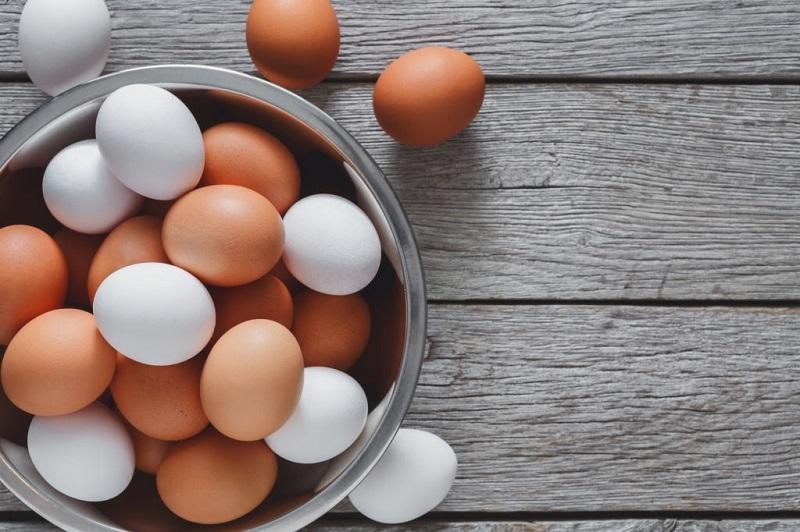 ۴- تخم مرغ (نطفه دار )
