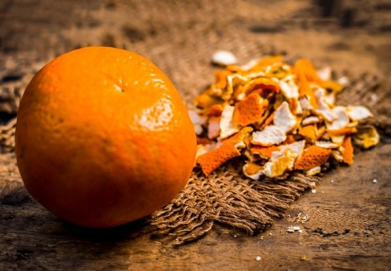 خواص درمانی پوست درخت نارنج