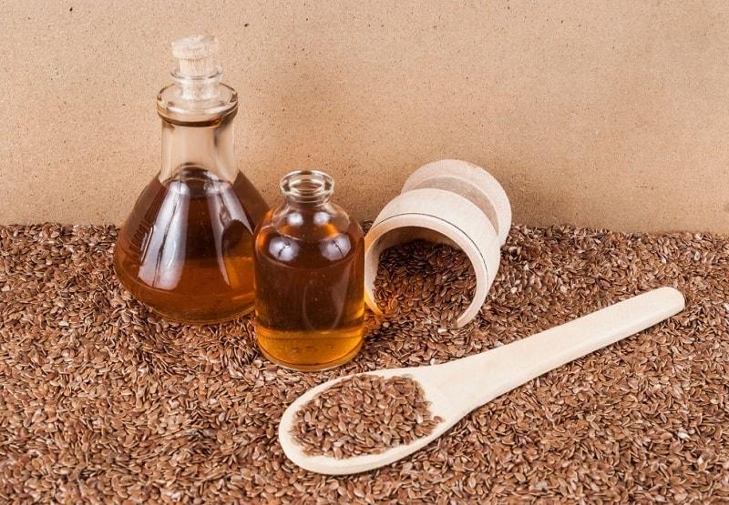 کاهش کلسترول نامطلوب بدن با روغن گیاه کتان