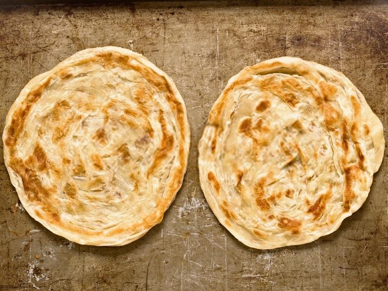 طرز تهیه نان روغنی در خام گیاه خواری