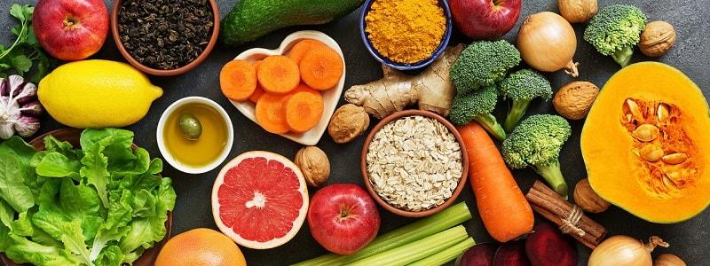 غذا های خام گیاه خواری