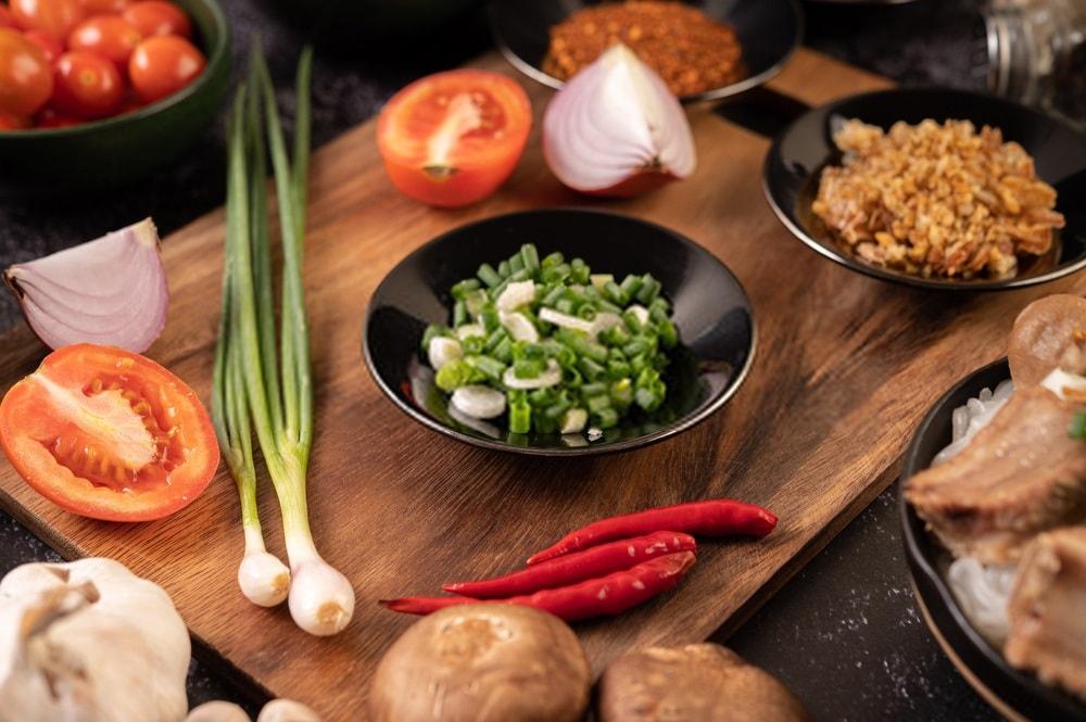طرز تهیه غذا در خام گیاه خواری