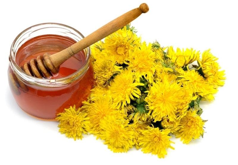 اسید هیدروکسی سینامیک موجود در گیاه گل قاصد