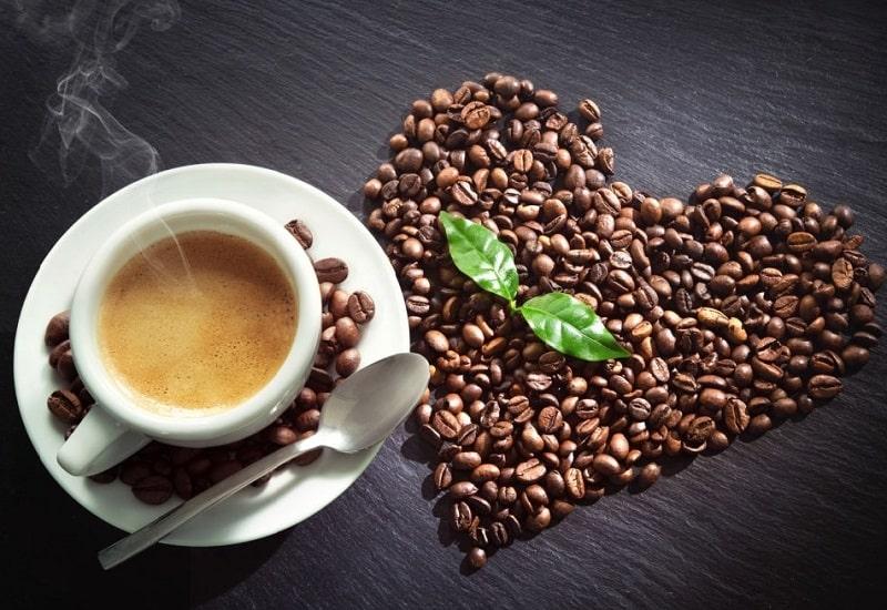 نحوه مصرف قهوه