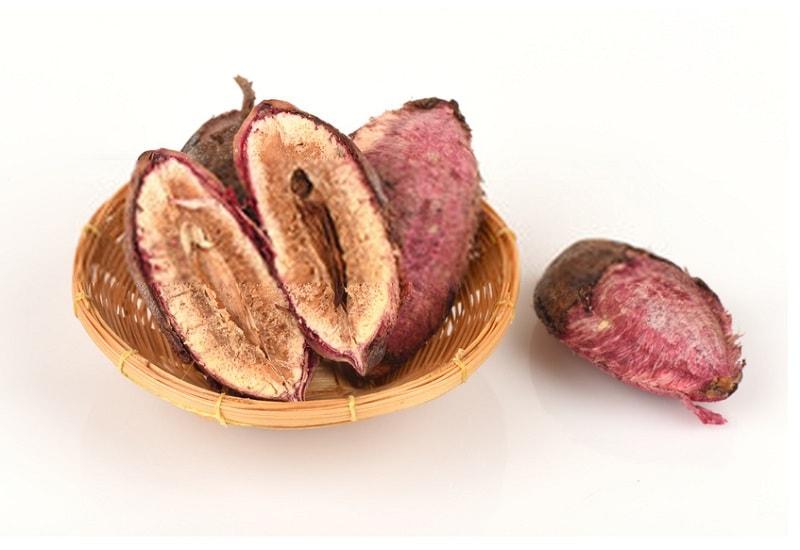 نحوه مصرف بادام هندی ( درخت لوز )