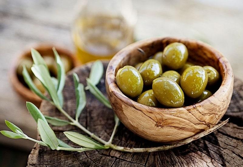 قسمت های مورد استفاده درخت زیتون