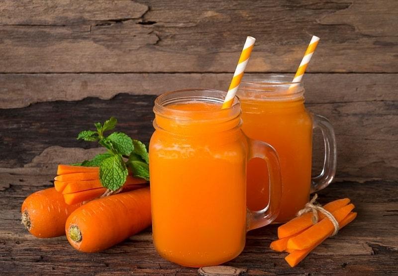 افزایش مقاومت بدن با ریشه گیاه هویج