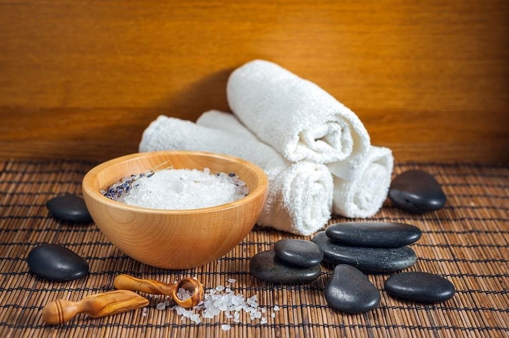 حمام دارویی، جهت درمان راشیتیسم