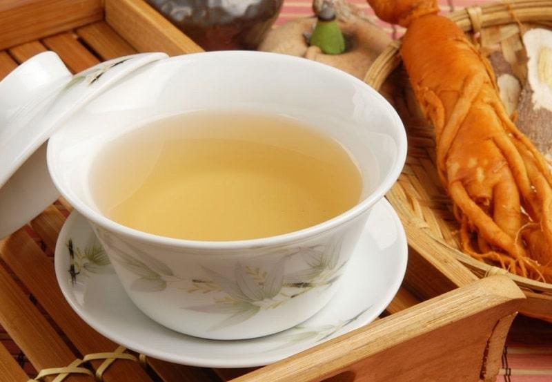 خواص درمانی Panax Ginseng